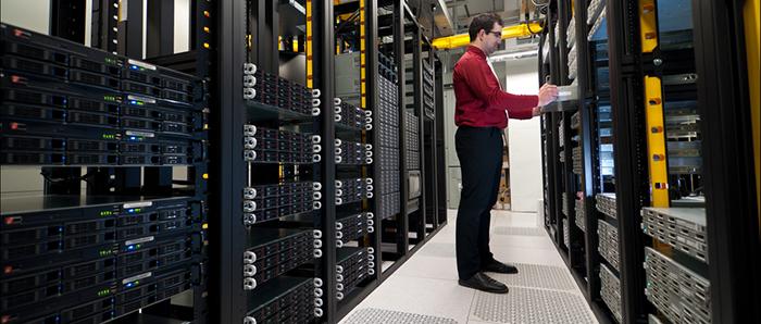 data-center-employee