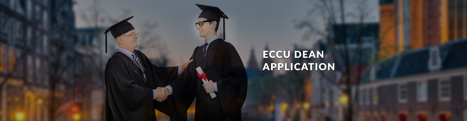 ECCU Dean Application