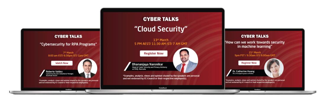 Cyber Talks - ECCU